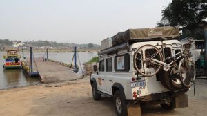 the other side is Laos, we just have to get across the river