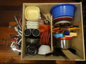 Kitchen box