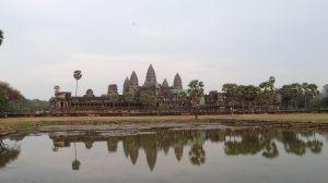 Angkor Wat - the postcard