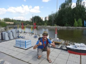 oil and gas projects feature heavily in Kazakhstan's Madurodam - Jon is happy