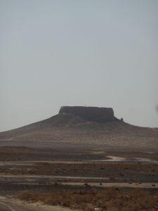 Chilpyk, a zoroastrian dahma (tower of silence)