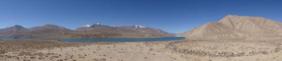Tajikistan – Lake Yashil Kul