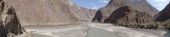 Tajikistan – Bartang Valley