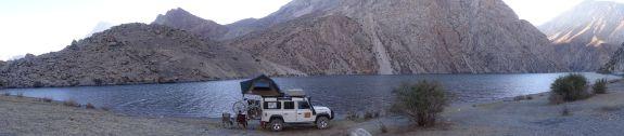 Tajikistan – Seven Lakes