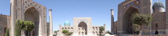 Uzbekistan – Samarkand