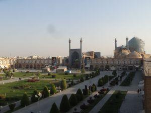 Imam Square - 160 meters wide by 508 meters long!