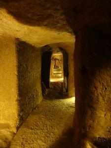underground city in Nushabad