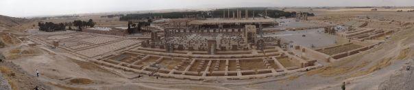 Persepolis - impressive as ruins, wonder what it looked like before