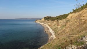 ANZAC Cove - 20,000 troops landed here sustaining 5,000 casualties