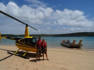 our taxi service from Albany to Horn Island