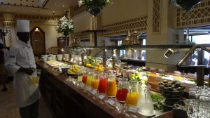 more breakfast options than you can shake a big mango at...